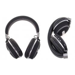 Bezdrátová sluchátka Shock černá