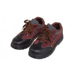 Pracovní boty kožené Red vel. 42