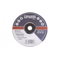 Brusný kotouč Unico Flex 180x6.0x22 - 1ks
