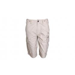 Pánské kraťasy 6372/Stone grey beige M