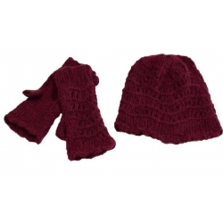 Čepice s rukavicemi