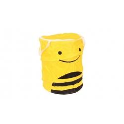 Dětský úložný box žlutá
