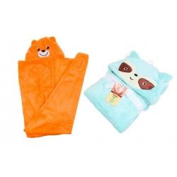 Dětská deka zvířátková Happy Baby