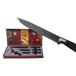 Sada 3 nožů se škrabkou