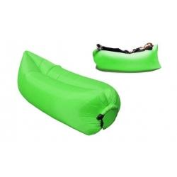Nafukovací pytel Lazy Bag zelený