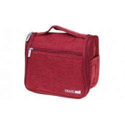 Kosmetická taška Travel Bag červená