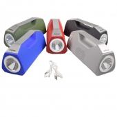 Bluetooth reproduktor QY-H66 so svietidlom