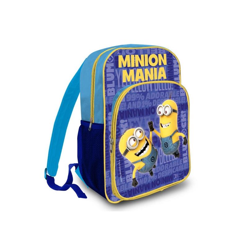 Školní batoh s motivem Mimoni - Bestbonus.cz c85d5e7d9b