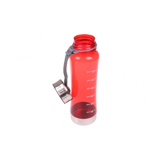 Fľaša na pitie s mierkou