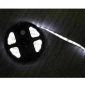 LED pásik 5 metrov - BIELA