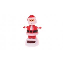 Solární tančící Santa Claus
