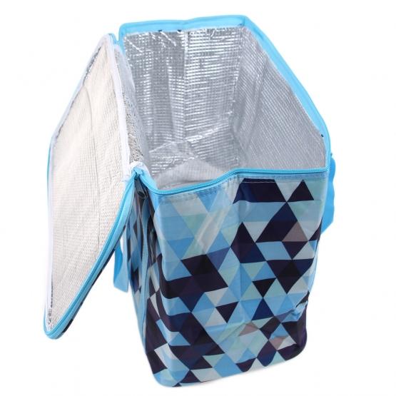 Maxi termotaška modrá