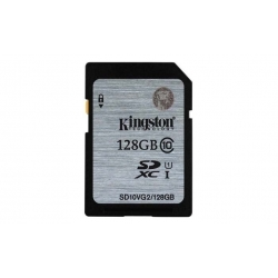Paměťová karta KINGSTON SDXC 128GB UHS-I (SD10VG2/128GB)