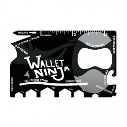 Multifunkčná Ninja karta 18 v 1