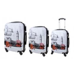 Sada 3 kufrů (Big Ben)