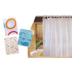 Sprchový závěs 170 x 180