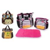 Přebalovací taška set 3 ks Tropical