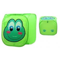 Úložný box na hračky žabička