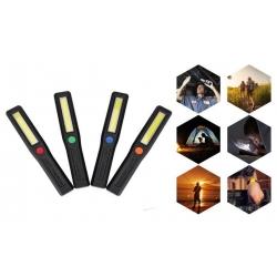 Magnetická LED svítilna