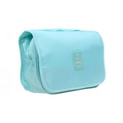 Kosmetická taška závěsná mintová