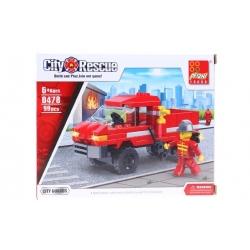 Dětská stavebnice hasiči