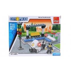 Dětská stavebnice policie