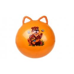Skákací míč oranžový