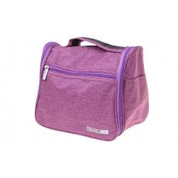 Kosmetická taška Travel Bag fialová