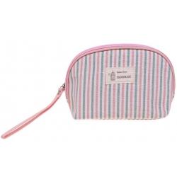 Kosmetická taška Handmade pruhovaná vzor 5