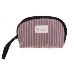Kosmetická taška Handmade pruhovaná vzor 4