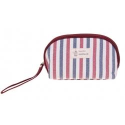 Kosmetická taška Handmade pruhovaná vzor 3