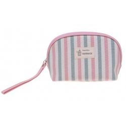 Kosmetická taška Handmade pruhovaná vzor 1