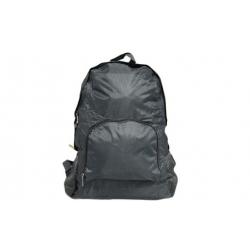 Skládací cestovní batoh šedý