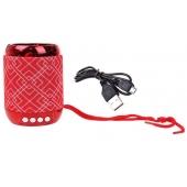 Reproduktor Portable KL3528 červený