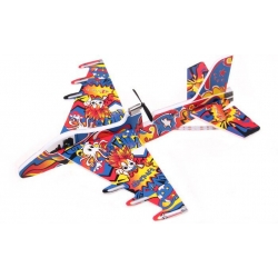 Létající pěnové letadlo na USB vzor 2