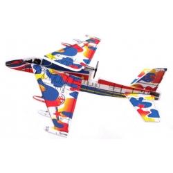 Létající pěnové letadlo na USB vzor 3