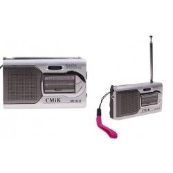 Kapesní rádio MK-822E