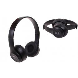 Hudební sluchátka P8047 černá