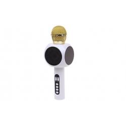 Karaoke mikrofon WS-1816 bílý