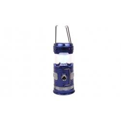 Solární kempingová lucerna BF-3586 modrá