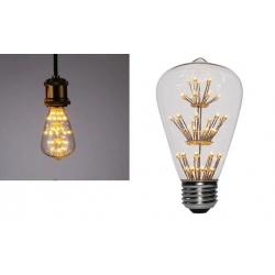 LED žárovka ST64