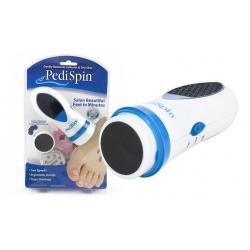 Domácí elektronická pedikúra PediSpin