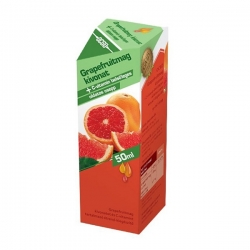 Ocso Extrakt z Grapefruitových jadierok + C vitamín