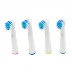 Náhradné hlavice na elektrickú zubnú kefku