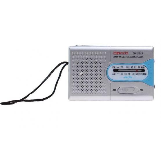 Přenosné kapesní rádio