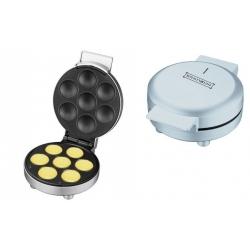 Muffinovač Royalty Line RL-CM1000 stříbrný