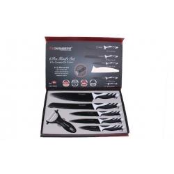 6-dílná sada nožů Rosenberg SH-9002