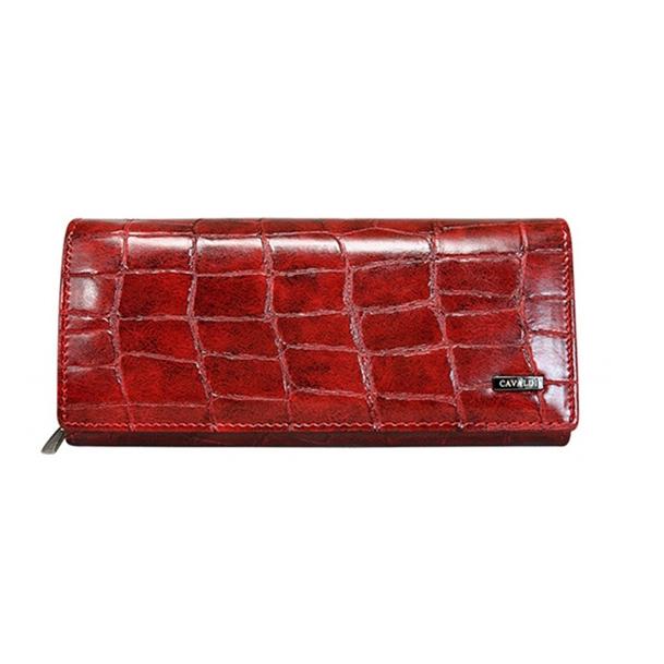 Dámska peňaženka Cavaldi, Červená