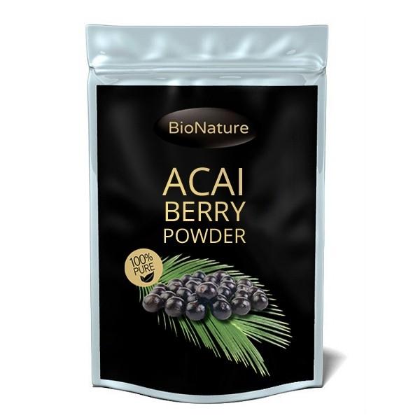 BIONATURE Acai Berry prášek 100 g