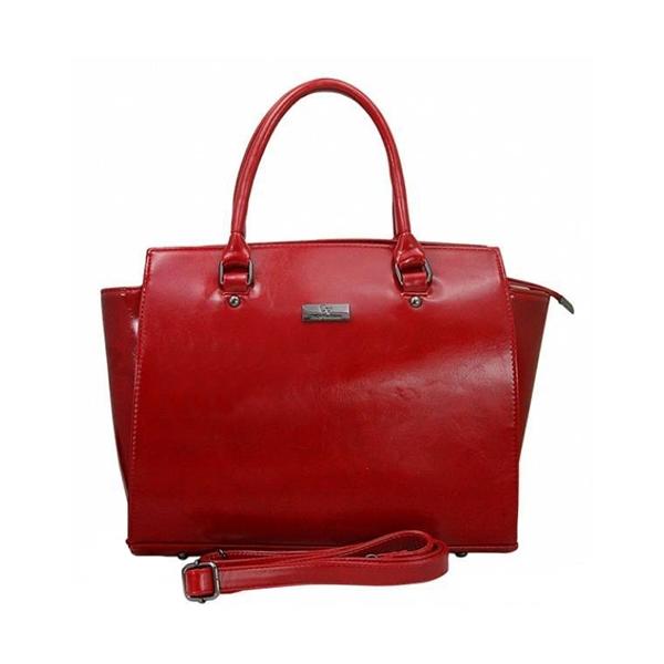 CAVALDI dámská kabelka červená